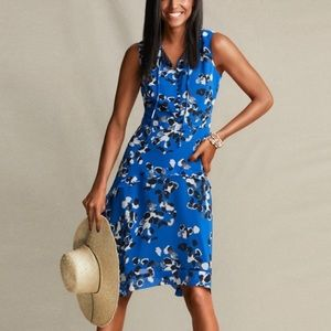 Cabi Untamed Dress NWT Medium Sleeveless M